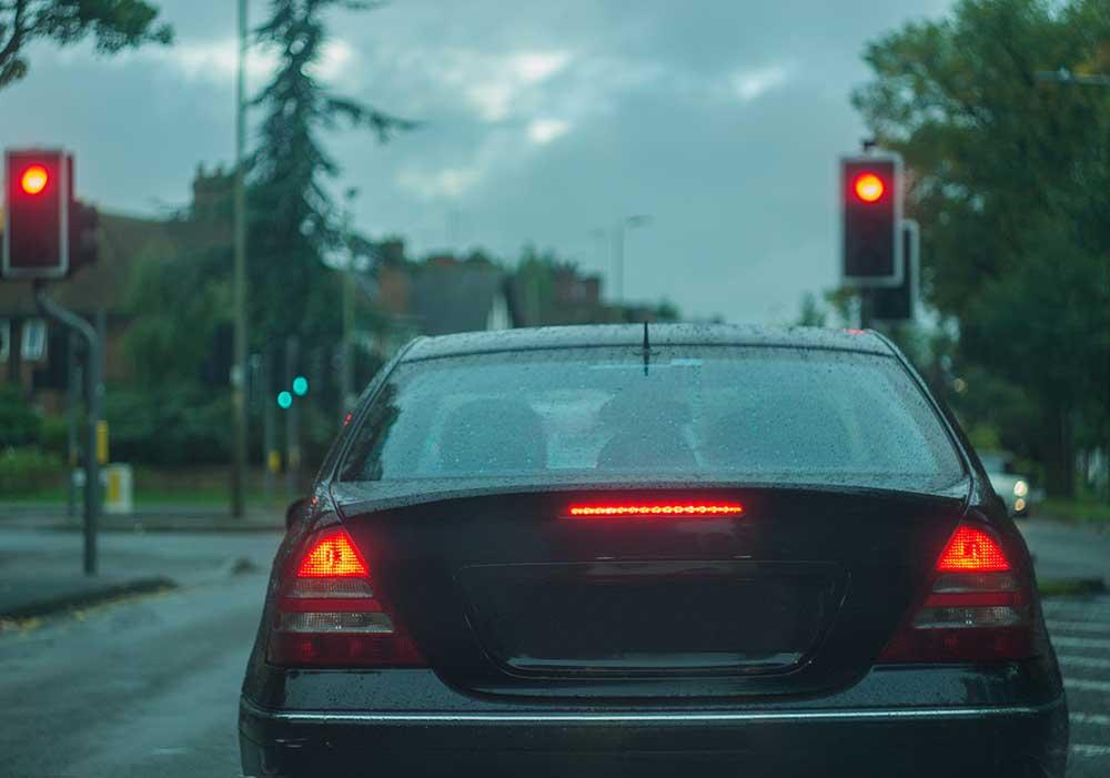 R.E.D. Alert Brake Safety